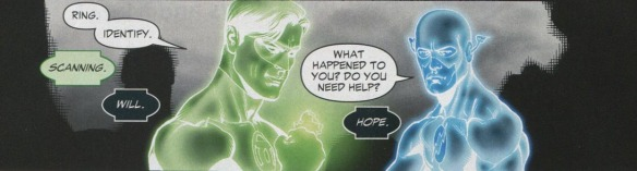colors, green lantern, hal jordan, flash, barry allen