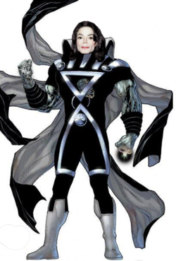 Black Lantern, Michael Jackson, Michael Jackson as a Black Lantern, MJ